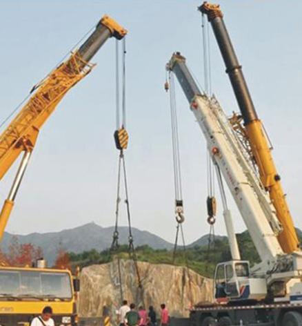 济南烟台设备搬运吊装